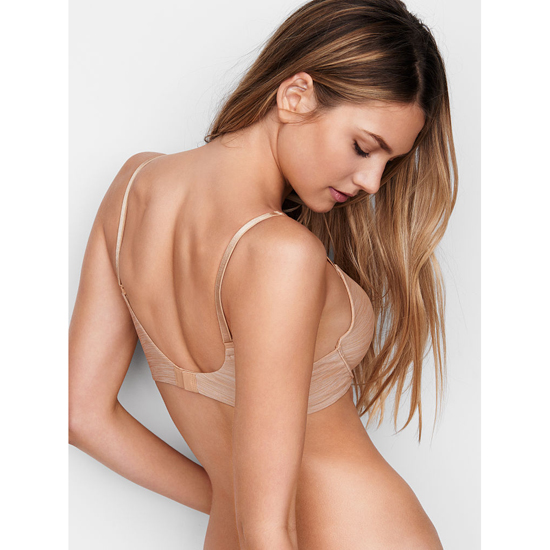 VICTORIA\'S SECRET Perfect Shape Bra Almost Nude Marl On Sale