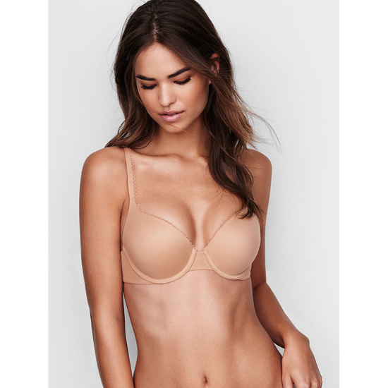 VICTORIA'S SECRET NEW! Perfect Shape Bra Almost Nude On Sale