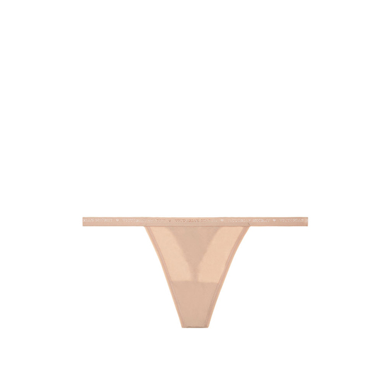 VICTORIA\'S SECRET NEW! V-string Panty Light Nude On Sale
