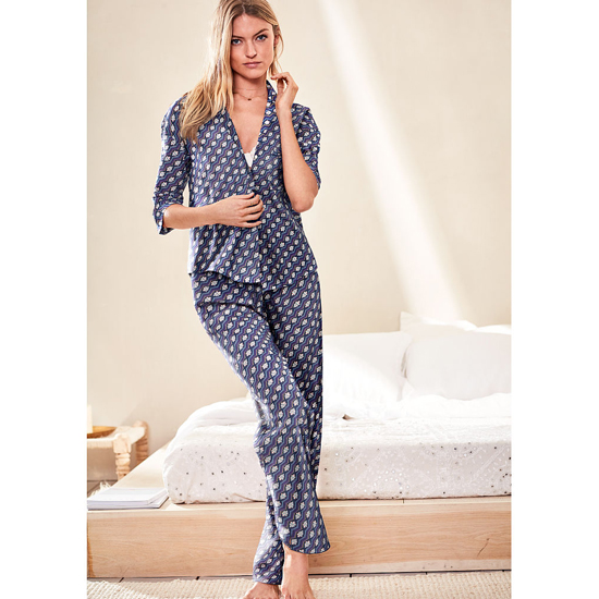 VICTORIA\'S SECRET NEW! The Mayfair Pajama Ensign Floral On Sale