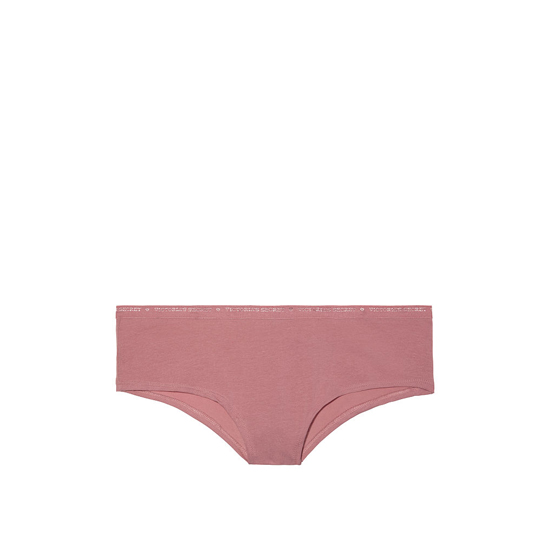 VICTORIA'S SECRET NEW! Cheeky Panty Rosy Mauve On Sale