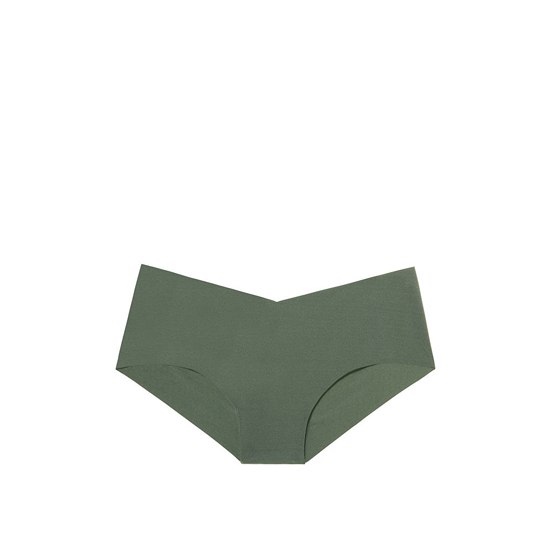 VICTORIA'S SECRET Raw Cut Hiphugger Cadette Green Victoria Logo On Sale