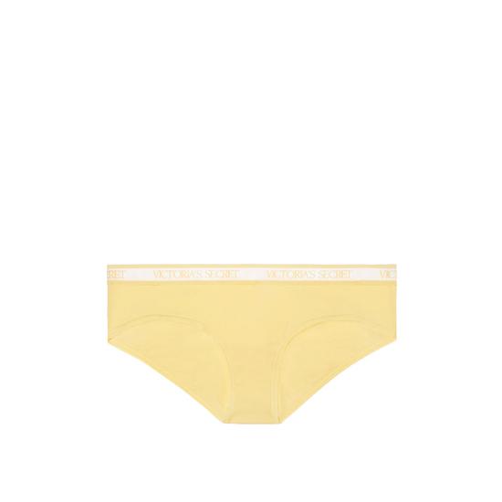 Light Shop Sale Victoria: VICTORIA'S SECRET NEW! Logo-waist Hiphugger Panty Light