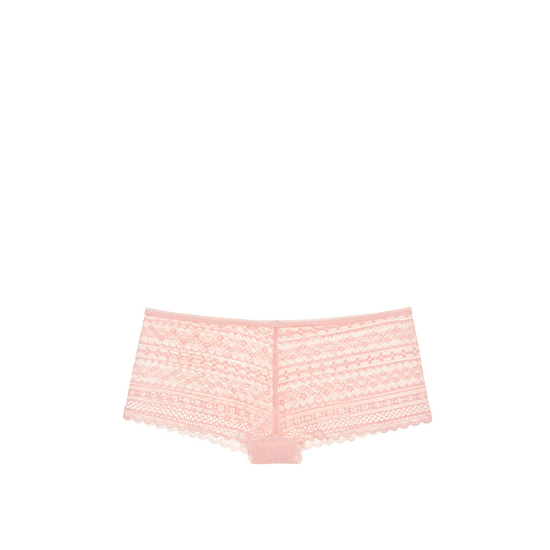 VICTORIA'S SECRET NEW! Lace Shortie Panty English Rose On Sale