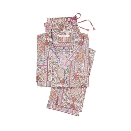 Light Shop Sale Victoria: VICTORIA'S SECRET NEW! The Mayfair Pajama Pink Paisley